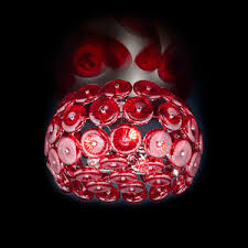 Red Ceiling Lights by Round Ceiling Light All Architecture And Design Manufacturers