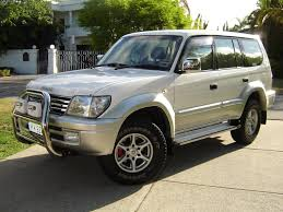 land cruiser prado car 2000 toyota land cruiser prado overview cargurus