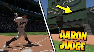Aaron Judge Made His Mlb Debut In Center Field - can aaron judge hit a dead center home run at polo grounds mlb the