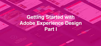 getting started with adobe experience design part i lukas steyer