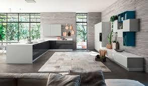 italian kitchen furniture countertops backsplash modern italian kitchens that look