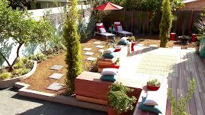 Modern Backyard Modern Backyard Cleanup Video Hgtv