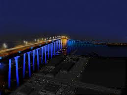 Artistic Lighting Port Of San Diego Initiates Phase 2 Of San Diego Coronado Bay