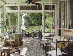 harrison architect designs and what is a screened porch without