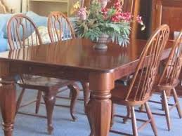 bobs furniture kitchen table set bob timberlake cherry dining room table 4 chairs