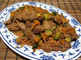 cuisiner un sauté de porc sauté de porc au tamarin un monde d évasion