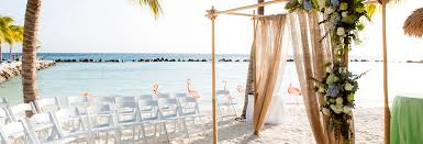 aruba wedding venues renaissance aruba resort weddings caribbean wedding