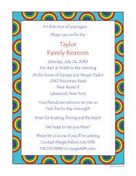 family party invitation wording 21st birthday invitations