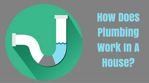 how does plumbing work in a house plumbing basics