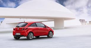 opel germany 2015 opel corsa gets official pricing in germany ultimate car blog