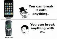 Funny Nokia Memes - fancy funny nokia memes nokia 3310 kills the iphone even in 2016