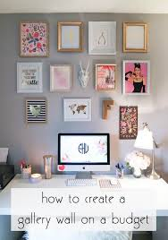 How To Decorate A Home Office On A Budget Exclusive Design Cheap Office Decor Stylish Ideas 17 Best Ideas