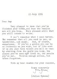stuff and nonsense my letters from julian symons