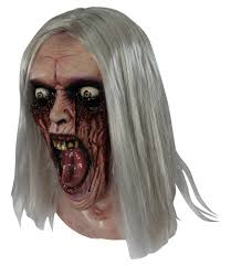 zombie mask for adults halloween