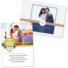 wedding invitations walmart personalized wedding invitations photo greeting cards walmart