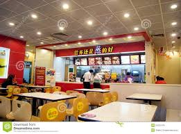 shenzhen china true kongfu fast food restaurant editorial photo