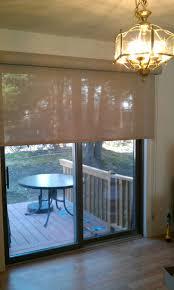 patio doors frightening shades for patio doors picture
