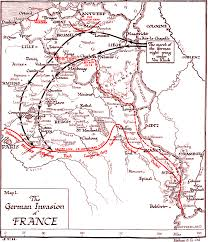 Map Of Concentration Camps In Germany by Short History Of The Great War By A F Pollard