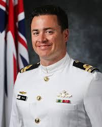 lieutenant nicholas lee royal australian navy