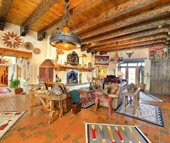 Santa Fe Style Interior Design by 3 Celebrity Ranches For Sale Choose Your Favorite Hooked On Houses