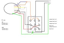 wiring diagram 3 phase motor carlplant