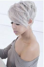 funky short pixie haircut with long bangs ideas 21 fashion best