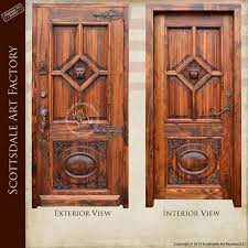 Carved Exterior Doors Carved Wood Entry Doors Carved Wooden Door Designs Completureco
