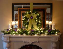 christmas decoration ideas for mantels home design