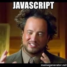 Meme Generator Javascript - javascript history aliens guy meme generator