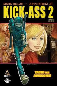 Seeking Season 1 Kickass Kick Comic Books Covers Kick 2 Comic Book Cover