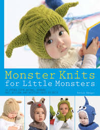 freebie friday free knitting pattern from monster knits for