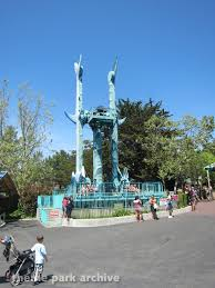 Six Flags Valejo Six Flags Discovery Kingdom Theme Park Archive