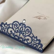 Navy Blue Wedding Invitations Blue Wedding Invitations In Nigeria Wedding Feferity