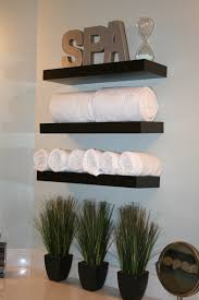 Shelves For Towels In Bathrooms Floating Shelf Entryway Search Decorating Pinterest