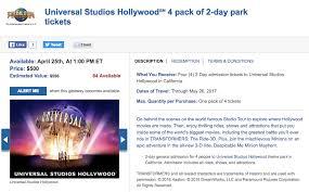 daily getaways universal studios hollywood packages deals we like