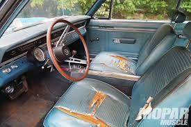 Dodge Dart 2014 Interior 1969 Dodge Dart Gts Hidden Treasures Rod Network