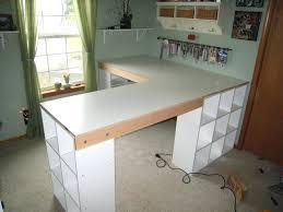 Corner Craft Desk Diy Craft Desk Craft Desk Before I Headed To My Local Hardware
