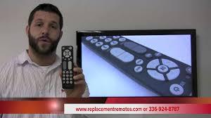 rca remote manual rca dta800 tv converter box remote control pn dta800b1 youtube