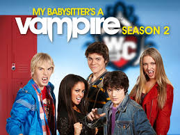 amazon com my babysitter u0027s a vampire season 2 amazon digital