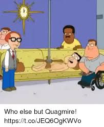 Quagmire Meme - the similarity between quagmire and troll face mother of god