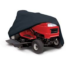 classic accessories black riding lawn mower tractor storage cover