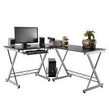 Ecktisch Schreibtisch Amazon De Greatdeal Computer Schreibtisch Ecktisch In L Form
