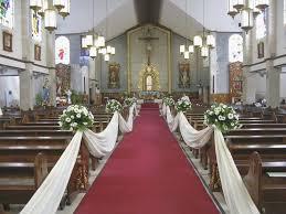 church wedding decorations ideas church wedding decor icets info