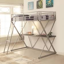 double bunk bed with desk uk home design ideas