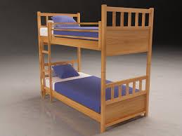 Beech Bunk Beds Oak Veneered Beech Bunk Bed High Quality