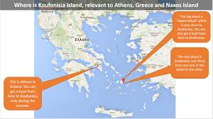 Greece Islands Map by What To Do In Koufonissi Island In Greece Where Is Koufonisia In