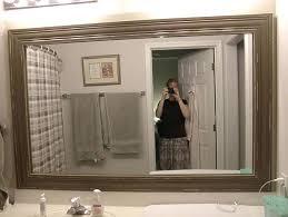 large framed bathroom mirrors large framed bathroom mirrors astonishing akapello com espan us