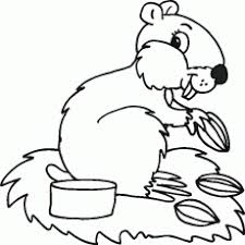 Woodland Animals Coloring Page Coloring Home Woodland Animals Coloring Pages