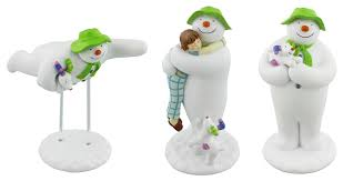 new raymond briggs the snowman and the snowdog gift