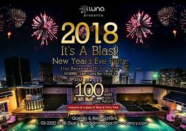 where to party for new years popular countdown spots for new year s kl selangor edition